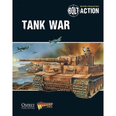 Bolt Action - Livre Tank War VF