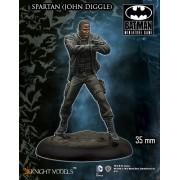 Batman - Spartan (John Diggle)
