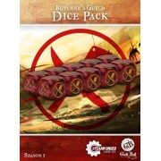 Guild Ball - Butcher's Dice x10
