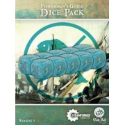 Guild Ball - Fisherman's Dice x10