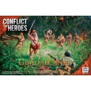 Conflict of Heroes - Guadalcanal (Anglais)