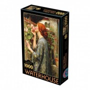 Puzzle - The Soul of the Rose de John William Waterhouse - 1000 Pièces