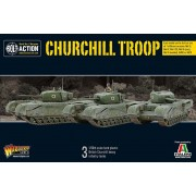 Bolt Action - Churchill Troop
