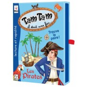 Tam Tam Il était une Fois : les Pirates (Nouvelle Version)