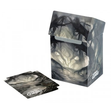 Deck Case 80 - Taille Standard Lands Edition :