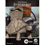 Guild Ball - The Union - Strongbox
