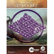 Guild Ball - The Union's Token Set