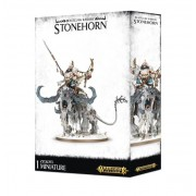 Age of Sigmar - Beastclaw Raiders : Huskard on Stonehorn