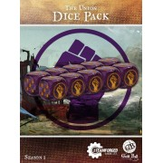 Guild Ball - The Union Dice x10