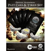 Guild Ball - Plot Cards & Token Set (Season 2)