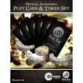 Guild Ball - Plot Cards & Token Set (Season 2) 0