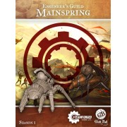 Guild Ball - Engineer Mainspring