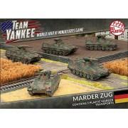 Team Yankee - Marder Zug
