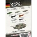 Team Yankee - German Paint Set 1