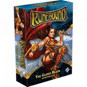 Runebound 3rd Edition - The Gilded Blade Adventure Pack