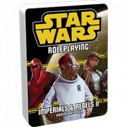 Star Wars : Imperials and Rebels II Adversary Deck