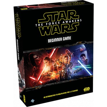Star Wars - The Force Awakens : Beginner Game