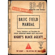 Night's Black Agents - The Edom Field Manual