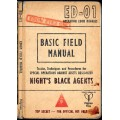 Night's Black Agents - The Edom Field Manual 0