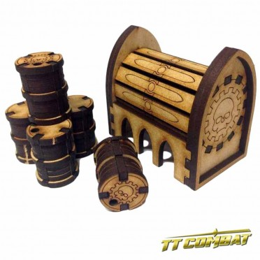 Gothic Barrel Set