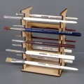 Paint Brush Rack 0