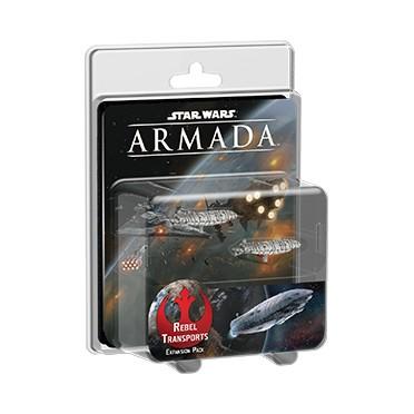 Star Wars Armada - Rebel Transports