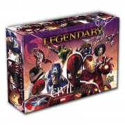 Legendary : Marvel Deck Building - Civil Wars Expansion