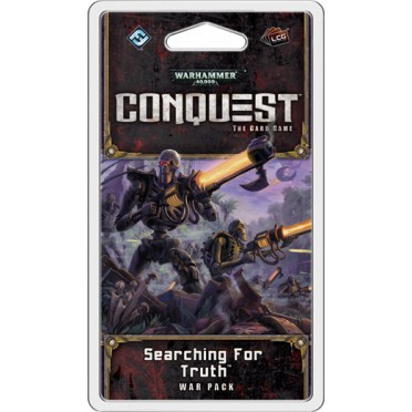 Warhammer 40,000 Conquest The Card Game : Searching for Truth