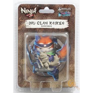 Ninja All Stars (Anglais) - Inu Clan Kaiken