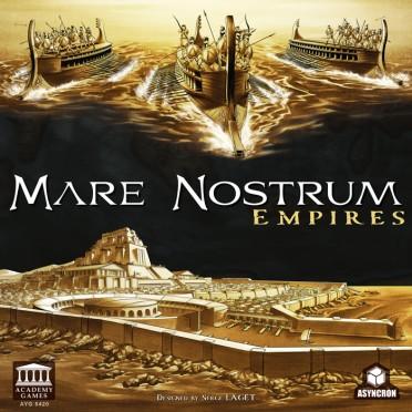 Mare Nostrum: Empires (Anglais)