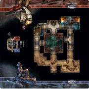 Star Wars: Imperial Assault: Skirmish Maps - Coruscant Landfill