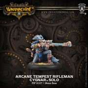 Warmachine - Arcane Tempest Rifleman