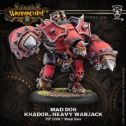 Warmachine - Berserker/Mad Dog/Rager