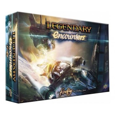 Legendary Encounters: A Firefly Deck Building Game