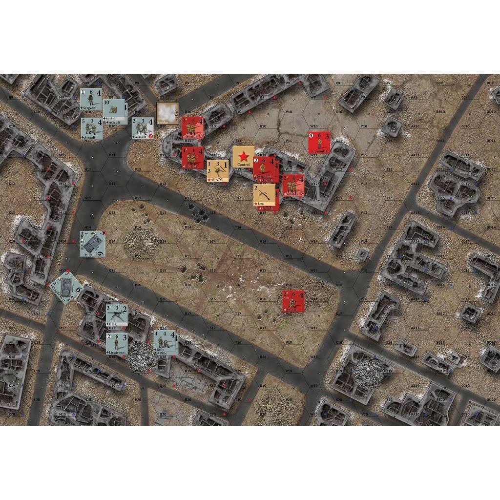 Old School Tactical Stalingrad Expansion Boutique Philibert