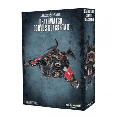 W40K : Adeptus Astartes - Deathwatch Corvus Blackstar