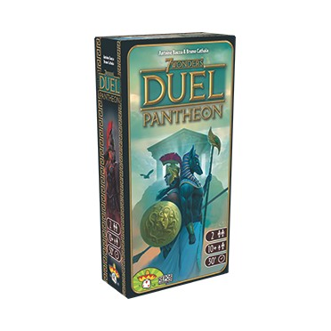 7 Wonders Duel - Pantheon VF