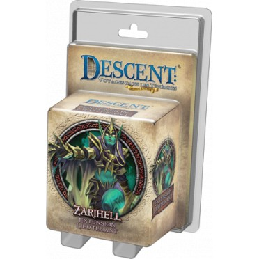 Descent Seconde Édition - Zarihell Extension Lieutenant