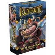 Runebound 3rd Edition - The Mountains Rise Adventure Pack