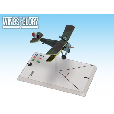 Wings of Glory WW1 - Nieuport 11 (Chaput)