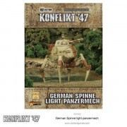 Konflikt 47 - Spinne Light Panzermech