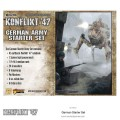 Konflikt 47 - German Army Starter Set 0