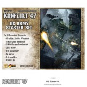 Konflikt 47 - US Army Starter Set