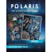 Polaris RPG - Location Map Folio