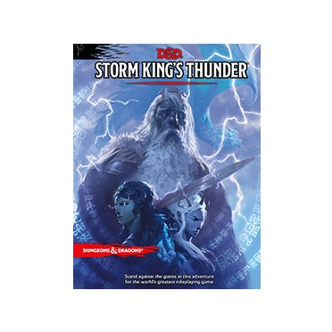 D&D - Storm King's Thunder