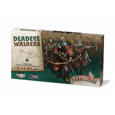 Zombicide : Black Plague - Deadeye Walkers