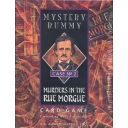 Mystery Rummy Case 2 - Murders in the Rue Morgue