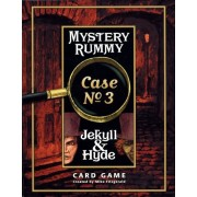 Mystery Rummy Case 3 - Jekyll & Hyde pas cher