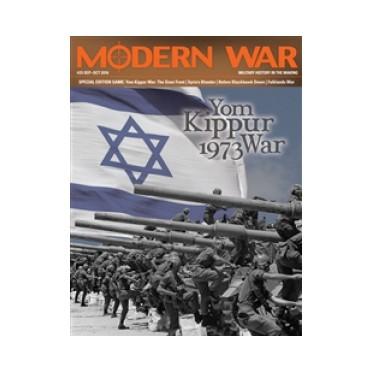 Modern War #25 - October War Special Edition