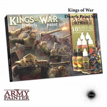 Warpaints Kings of War : Dwarfs